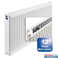 Радиатор стальной Airfel TYPE 22 H 600 L=400 боковое подключение