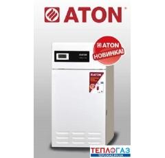 Котел газовый Атон Atmo Classic-12 Е K напольный дымоходный Украина