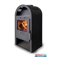 Дровяная печь-камин Aton Radiant 6 кВт буржуйка
