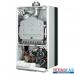 Котел газовый BAXI ECO FOUR 24 Fi турбированный двухконтурный + труба