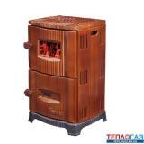 Дровяная печь-камин DUVAL EM-5151 BR