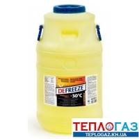 Теплоноситель для систем отопления антифриз Defreeze 40 литров
