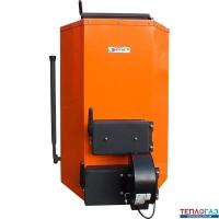Твердотопливный котел Энергия ТТ 10 кВт с кожухом длительного горения