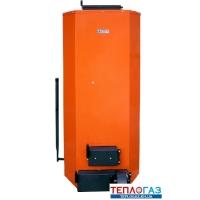 Твердотопливный котел Энергия ТТ 40 кВт с кожухом длительного горения