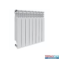 Алюминиевый радиатор отопления Heat Line M-300A 300/85
