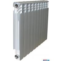 Алюминиевый радиатор отопления Heat Line M-500A2/80