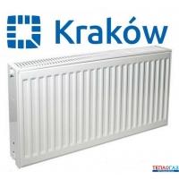 Радиатор стальной Krakov тип 22 500х400 боковое подключение