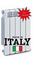 Алюминиевый радиатор отопления Radiatori 2000 HELYOS R 500-100
