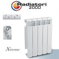 Биметаллический радиатор Radiatori 2000 EXTREME 500/80