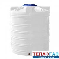 Емкость вертикальная пластиковая Roto EuroPlast RVO 500 л однослойная