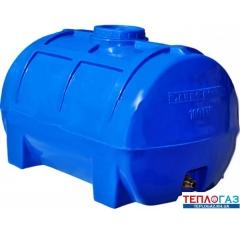 Емкость пластиковая Roto EuroPlast RGO 200 л горизонтальная однослойная