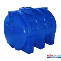 Емкость горизонтальная пластиковая Roto EuroPlast RG 500 л двухслойная