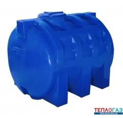 Емкость пластиковая Roto EuroPlast RG 500 л горизонтальная двухслойная