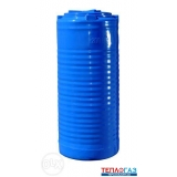 Емкость вертикальная пластиковая Roto EuroPlast RV 100 л двухслойная