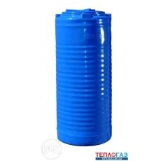 Емкость пластиковая Roto EuroPlast RV 100 л вертикальная двухслойная