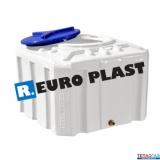 Емкость квадратная пластиковая Roto EuroPlast RK 300 RКO куб однослойная