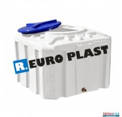 Емкость пластиковая Roto EuroPlast RK 200 RКO куб квадратная однослойная