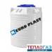 Емкость пластиковая Roto EuroPlast RVO 200 л вертикальная однослойная