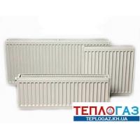 Радиатор стальной Sanica TYPE 22 H 300 L=400 боковое подключение