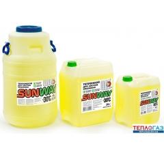 Антифриз теплоноситель для защиты систем отопления Sunway 10 литров