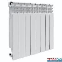 Алюминиевый радиатор отопления Termica Lux 500/80