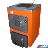 Твердотопливный котел-печь ТермоБар АКТВ 12