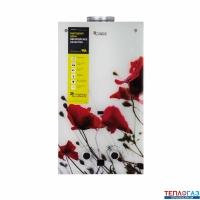 Газовая колонка Thermo Alliance JSD 20-10 GB стекло цветок