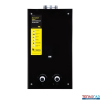 Газовая колонка Thermo Alliance JSD 20-10 GD стекло черное