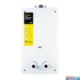 Газовая колонка Thermo Alliance JSD 20-10 GE стекло белое