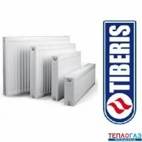 Радиатор стальной Tiberis TYPE 22 H 300 L=400 боковое подключение