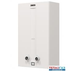 Газовая колонка Zanussi GWH 10 Fonte проточный газовый водонагреватель