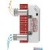 Котел газовый Житомир-М АДГВ-7Н парапетный двухконтурный двухтрубный