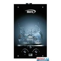 Газовая колонка Matrix JSD 20 стекло Вода МТ-2