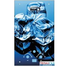 Газовая колонка Matrix JSD 20 стекло Лед МТ-22 проточный газовый водонагреватель